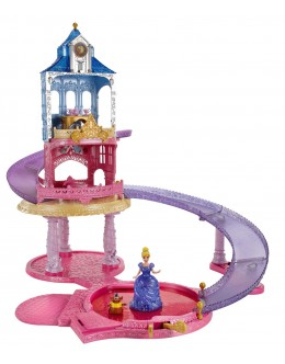Disney Little Kingdom MagiClip Play Set - Collectible