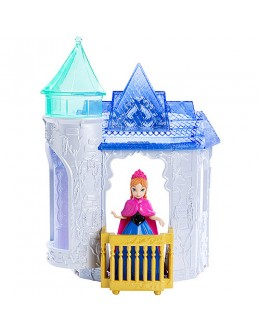 Disney Frozen Magiclip Anna and Palace Play Set